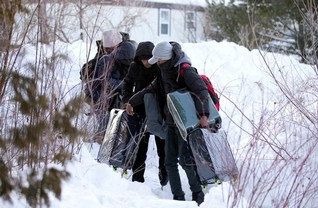 INSIGHT-Asylum-seekers fleeing U.S. may find cold comfort in Canada's courts