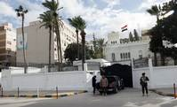 Libya says five kidnapped Egyptian diplomats freed
