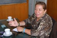Land right activist brings hope to Colombia conflict victims