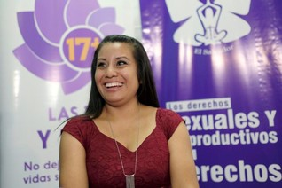 Salvadoran woman acquitted in abortion case calls for reform