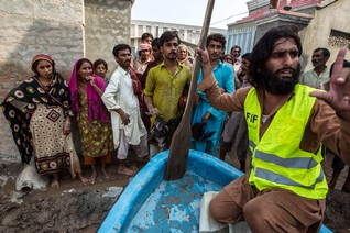 Pakistan confronts climate change