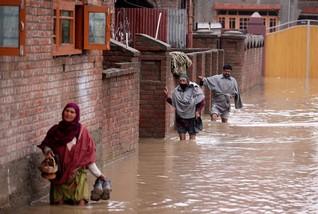 Srinagar city plan puts residents at risk of floods - officials