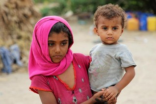 Lives of hundreds of thousands of Yemeni children hang in balance - charity