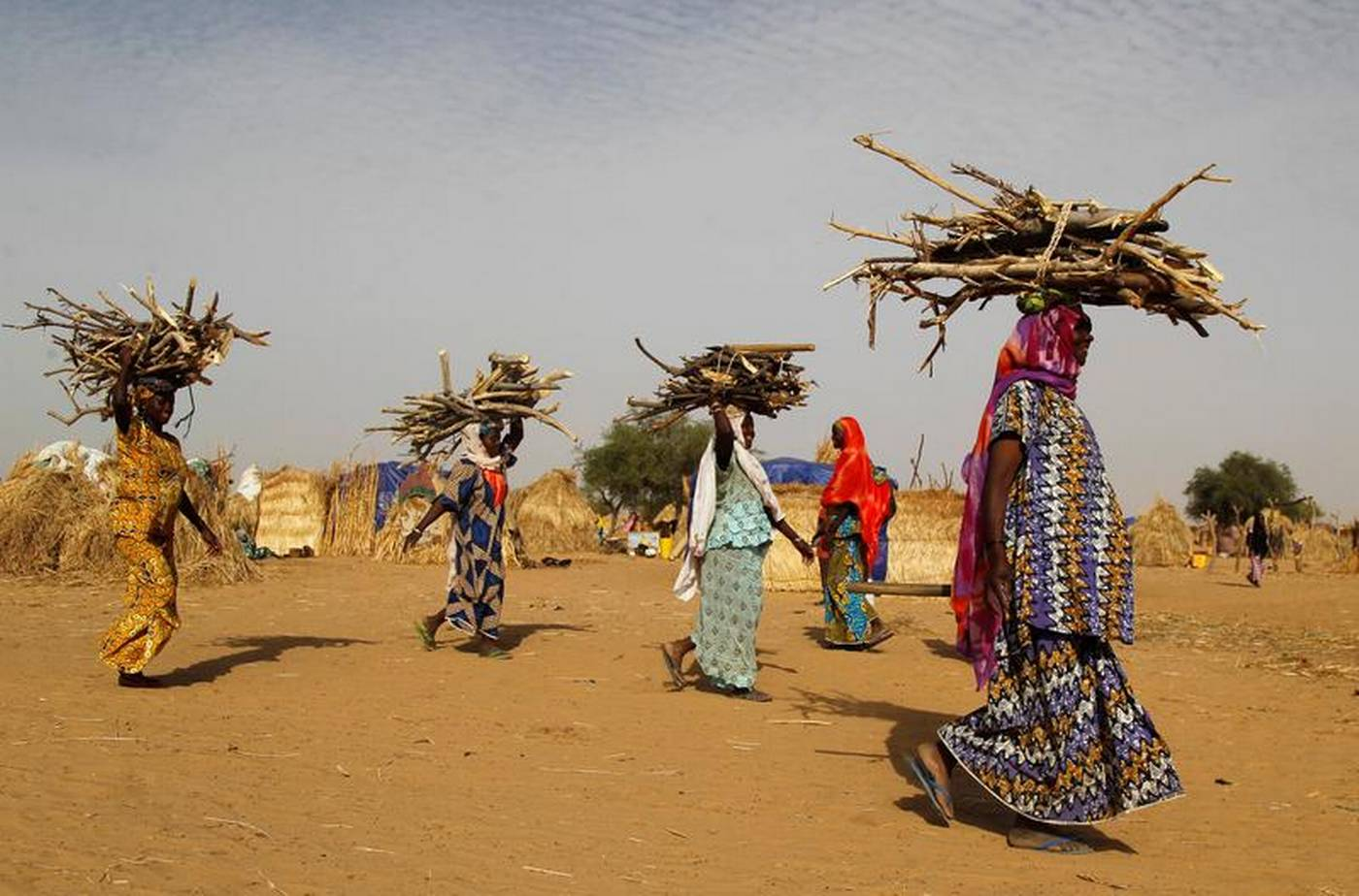 No more 'fifth wife' sex slaves and maids, Niger's top court rules