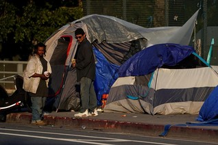 California governor seeks free surplus federal land to help house homeless