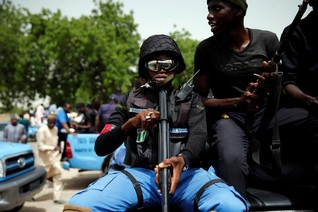 UN says 833 children released by Nigerian militia group