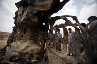 Drone strike kills 3 civilians, four militants in Yemen- residents