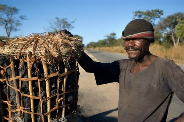"""Rural communities have the custodianship of the forests, and they should have a say in how these resources are to be used,"""" says Davison Gumbo, a Zambia-based scientist with the Center for International Forestry Research. Photo credit: CIFOR/Jeff Walker"""
