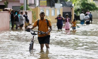 Sri Lanka faces more landslide risks as death toll rises to 151