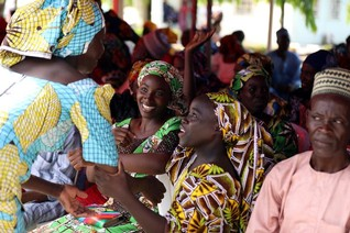 Nigeria's freed Chibok girls to return home 'fully recovered'
