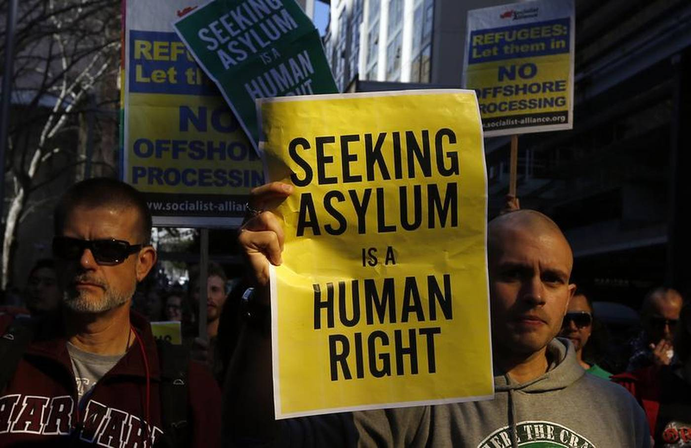 asylum seekers 2 essay Uk policies in relation to refugees and asylum seekers and the an asylum seeker is a person as i argued in this essay, immigration and asylum policies in.