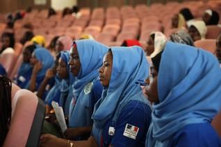 Women want in as internet revolution creeps into Chad