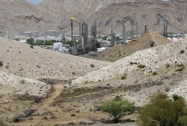A view of Petroleum Development of Oman (PDO) near Muscat, June 5, 2010. REUTERS/Fahad Shadeed