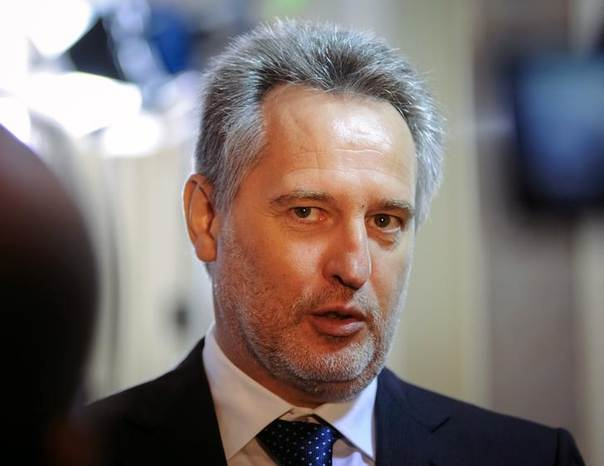 In this 2010 file photo, Dmytro Firtash, one of Ukraine's richest men, is seen in Kiev REUTERS/Maks Levin