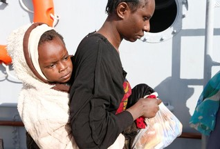 French convent to host dozens of resettled African refugees