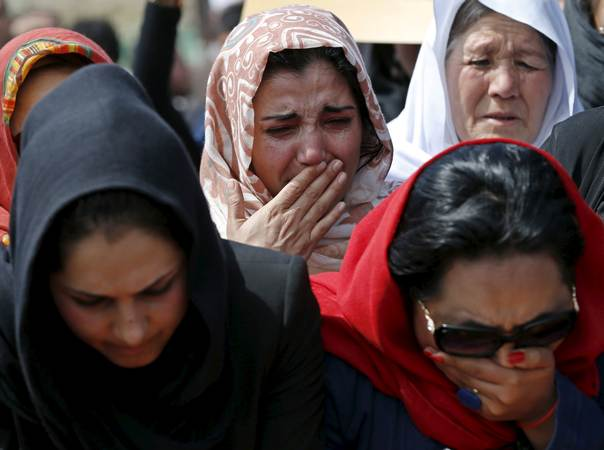 afghan women and their horror essay Women in combat: 5 key questions : the two-way the pentagon's announcement that it is lifting the ban on women in combat raises a host of questions we answer a few.
