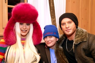 How Gigi Gorgeous and the Gettys are pushing LGBT+ at Davos