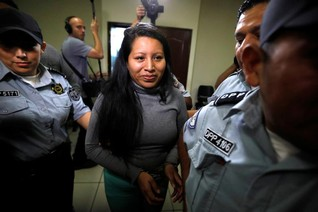 El Salvador lawyer pledges to fight for woman jailed for abortion crime