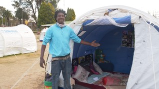 Grassroots help for homeless, drug addicts thrives in lockdown S. Africa