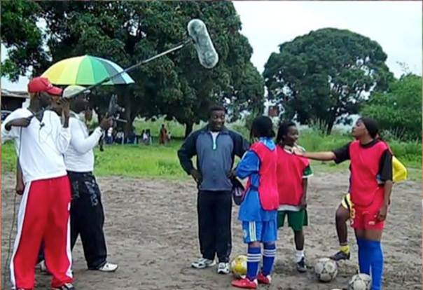 """Shooting """"The Team"""" in the DRC (Congo)"""