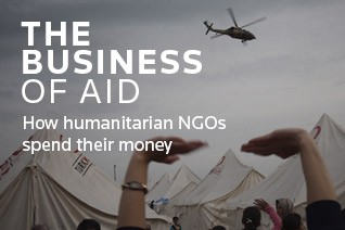 The business of aid