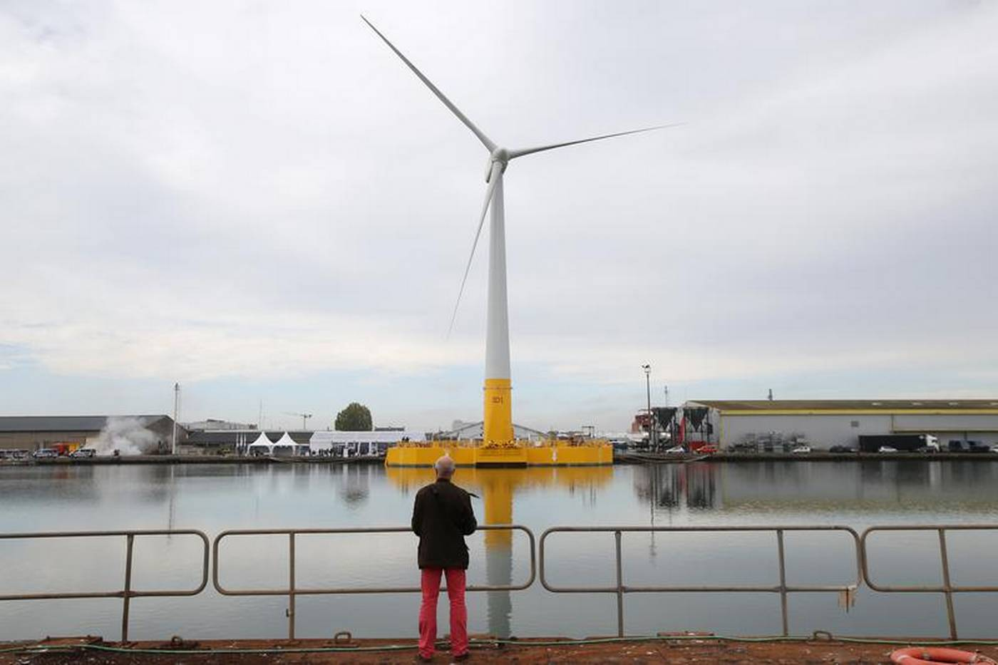 Big firms weigh in as France looks to revive offshore wind