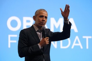 'Moral call to rest of the world' on climate from hardest hit countries, Obama says