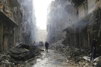 UN Security Council members see graphic photos of Syria dead