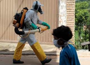 Brazil's death toll from yellow fever triples-WHO