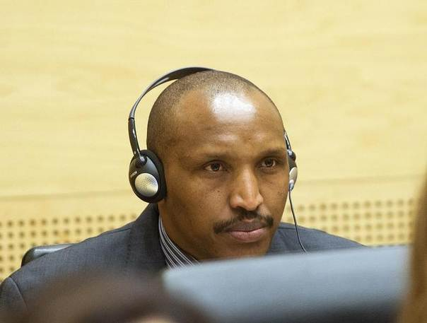 Congolese militia leader Bosco Ntaganda appears at the International Criminal Court charged with war crimes and crimes against humanity in a hearing in The Hague, February 10, 2014. REUTERS/Toussaint Kluiters/United Photos/Pool
