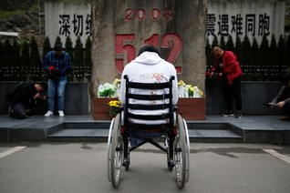 WIDER IMAGE-Scars begin to heal a decade after Sichuan quake