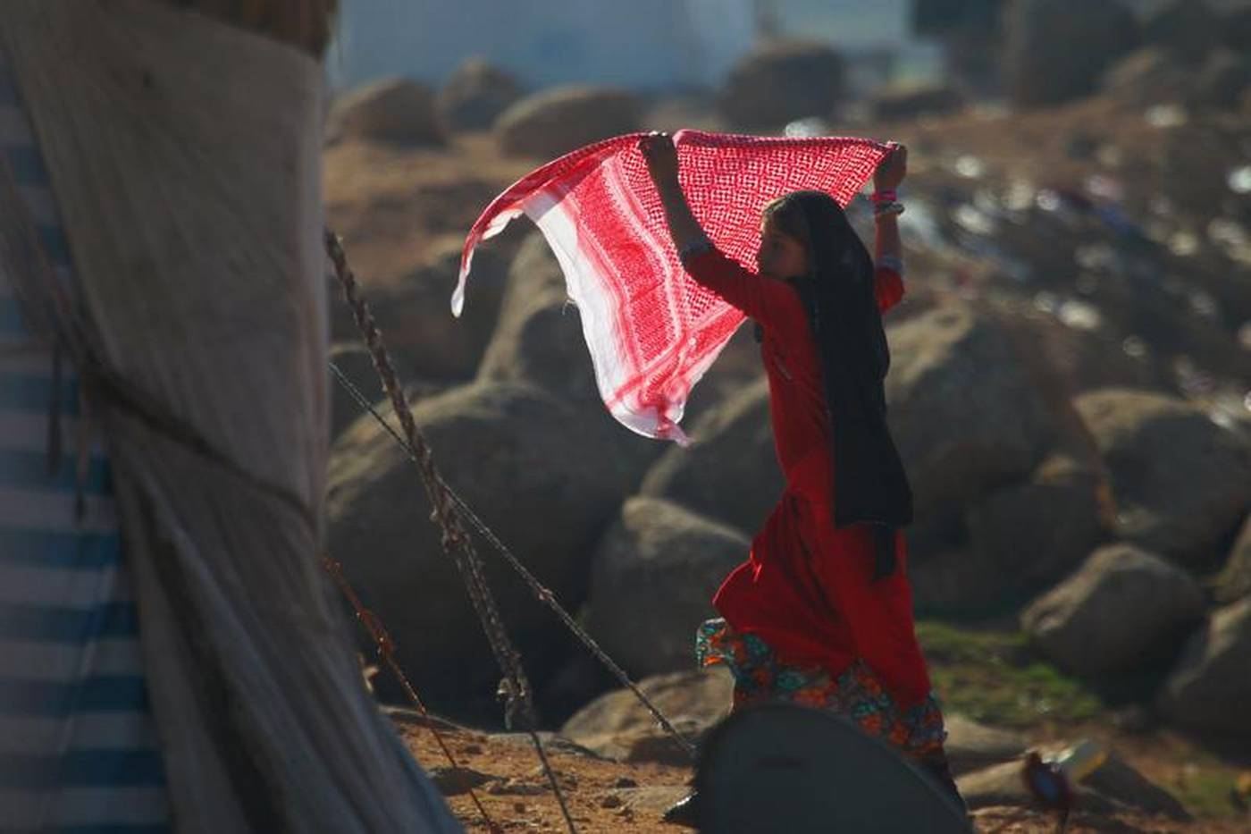 Climate stress drove wave of Arab Spring refugees - researchers